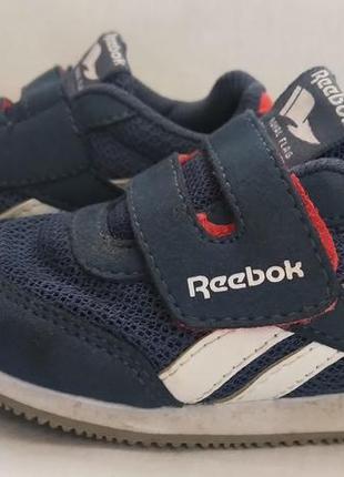 Детские кроссовки reebok. размер 21.5