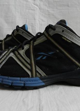Треккинговые кроссовки reebok gore-tex. 24см