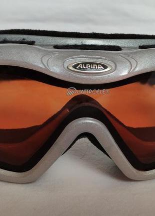 Горнолыжная маска alpina nice