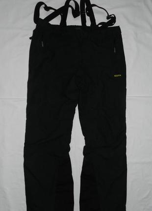 Горнолыжные штаны salewa. gore-tex. xxl