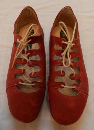 Туфли el naturalista. размер 40. состояние идеальное