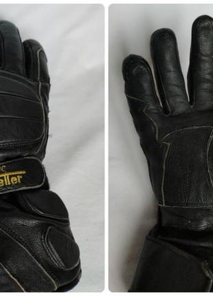 Мотоперчатки buffalo (кожа). размер м