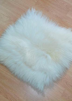 Коврик из натуральных овечьих шкур