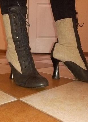 Ботинки blay. размер 40
