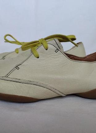 Туфли clarks мокасины. uk 5 - 24cm