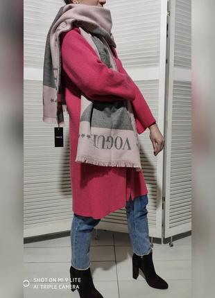Шарфы, палантины, шапки-Vogue, Italy. Продажа оптом