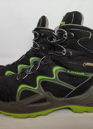 Ботинки lowa innox gtx mid junior / eu34