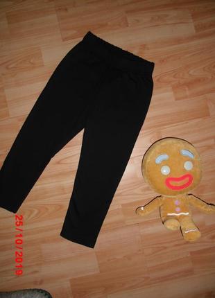 Теплые штанишки с начесиком на возраст 3 года.