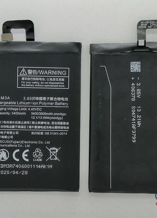 Аккумулятор для Xiaomi Mi Note 3 (BM3A) (9100494)