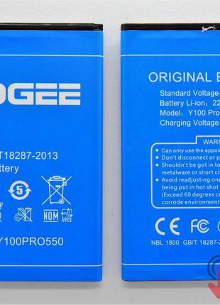 Аккумулятор для Doogee Y100 pro (9100150)