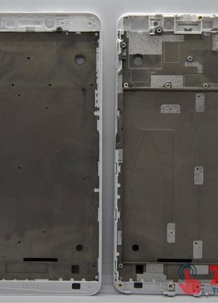 Рамка (средняя часть) для Xiaomi Mi Max 2 White (8300023W)