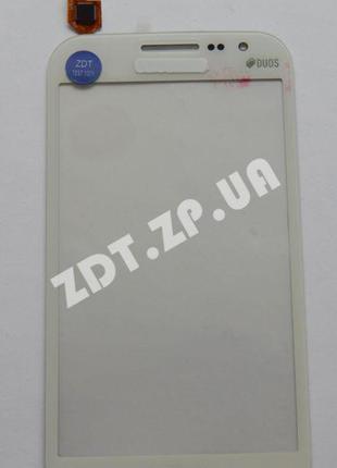 Сенсор для телефона Samsung I8552 Galaxy Win White