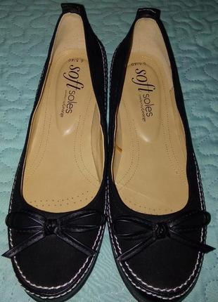 Туфли балетки george soft soles