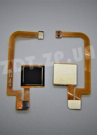 Шлейф отпечатка пальца для Xiaomi Mi Max 2 Black rev.2 (730019...