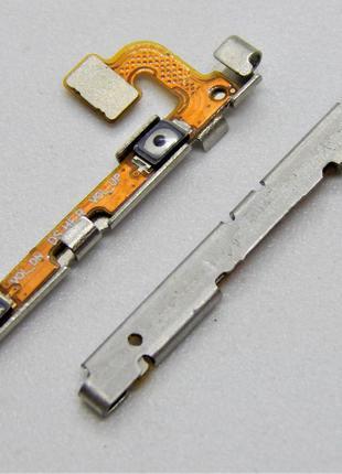 Шлейф с кнопками для Samsung G935 Galaxy S7 EDGE (включения и ...