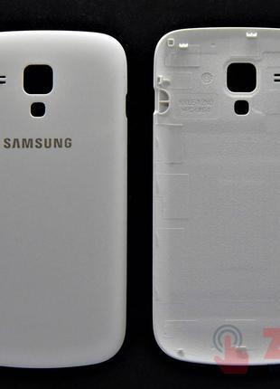 Задняя крышка для Samsung S7562 Galaxy S Duos White (8000085W)