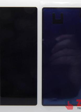Задняя крышка для Lenovo Z90-7 Vibe Shot Black (8000219B)
