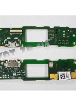 Нижняя плата для HTC Desire 626G DS (коннектор зарядки, микроф...
