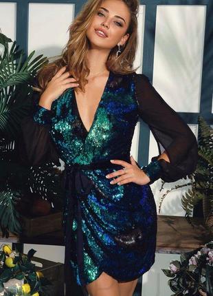 Божественно красивое вечернее платье