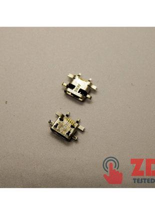 Коннектор зарядки для Asus ZenFone 2 (ZE551ML) (Z00AD) (7400016)