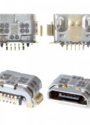 Коннектор зарядки для Huawei P9 Lite, Y3 (2017), Y5 (2017), Y6...
