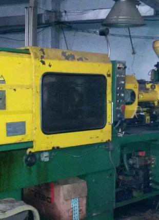 Термопластавтомат ДЕ3132 Ф1 машина литьевая инжекционная