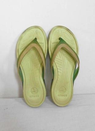 Вьетнамки шлепанцы сланцы crocs 🌿