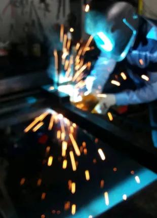 Сварочные работы любой сложности. Изготовление металлоконструкций