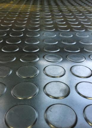 Резиновое напольное покрытие, автодорожка
