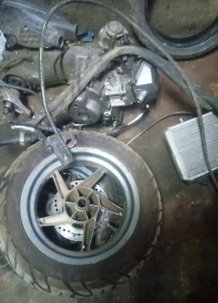 Rotax, Aprilia, двигун, мотор
