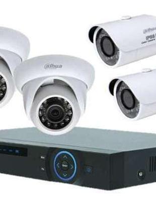CCTV, Видеонаблюдение, системы контроля доступом, домофоны пр.