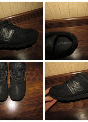 New balance кросівки 23.5 см устілка