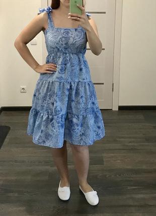 Платье, легкие сарафан на лето