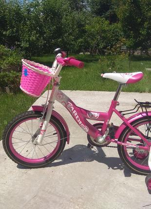 Детский велосипед для девочки