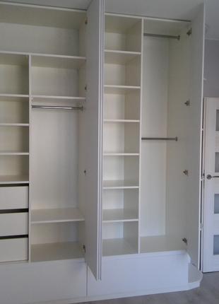 мебель шкафы -купе , гардеробные