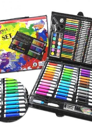 Набор для детского творчества в чемодане из 150 предметов Art ...