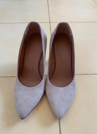Туфли,34,5, каблук 6 см