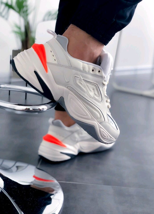 💥Nike M2K Tekno Phantom Orange(Топ качество) 💥