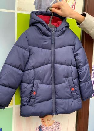 Куртка для мальчика примарк