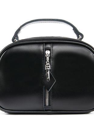 Женская кожаная сумка клатч из натуральной кожи шкіряна жіноча