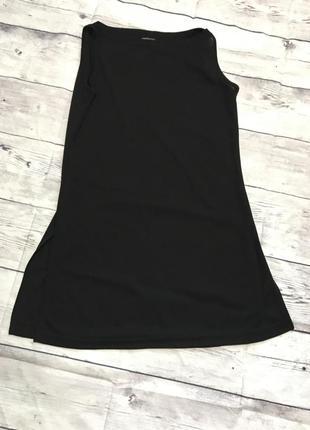 Платье,туника,разрез