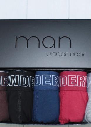 Мужские трусы боксеры транки man Underwear 2019