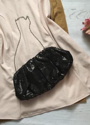 Вечерняя сумочка/клатч /сумка с цепочкой!