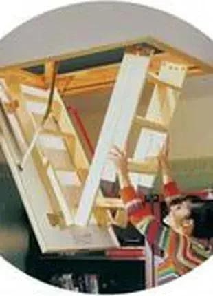 Лестницы на чердак FAKRO.