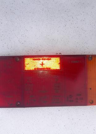 Стекло фонаря заднего левого Iveco 75е14