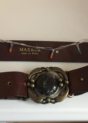 Max mara ремень р.m-л италия
