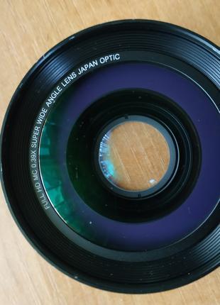 Andoer 30 мм 37 мм 0.39X Full HD