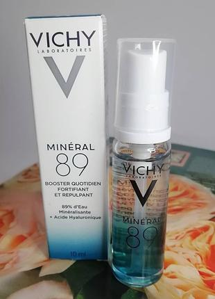 Vichy Mineral 89 Fortifying And Plumping Daily Booster (мини)