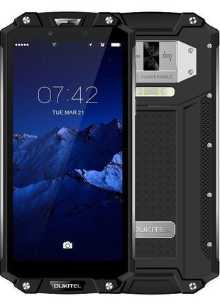 Смартфон защищенный с большим дисплеем и функцией нфс на 2 sim...