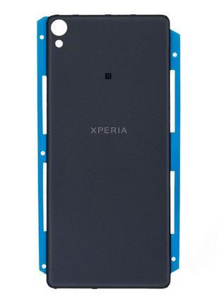 Задняя крышка (панель) для Sony F3111 Xperia XA (Graphite black)